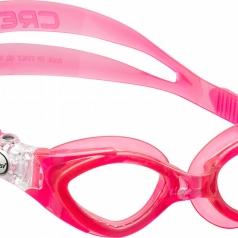 Cressi Fox детские розовые/линзы азур